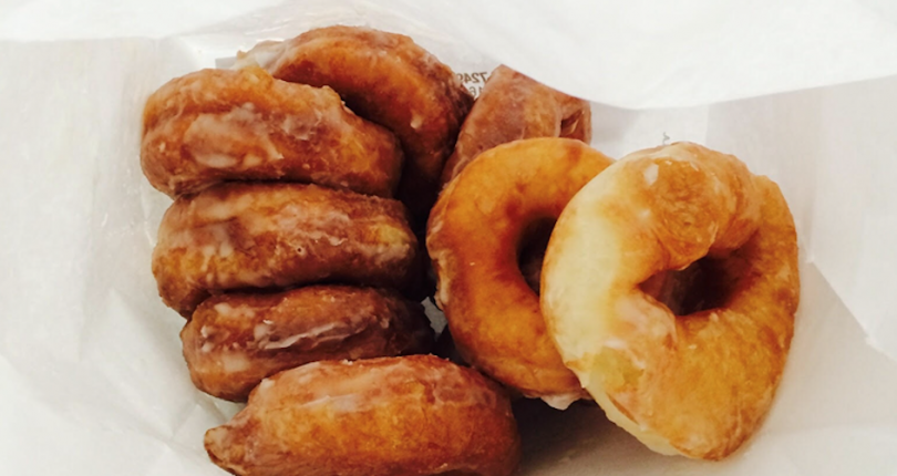Munchie Monday – Britt's Donuts